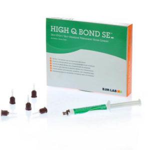 High-Q-Bond SE